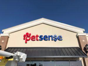 PetSense Sign
