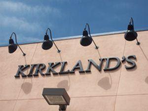 Kirkland's Sign